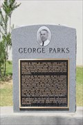 Image for George Parks -- Roscoe TX