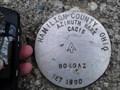 Image for Hamilton Co OH CAGIS Azimuth Mark 8040AZ