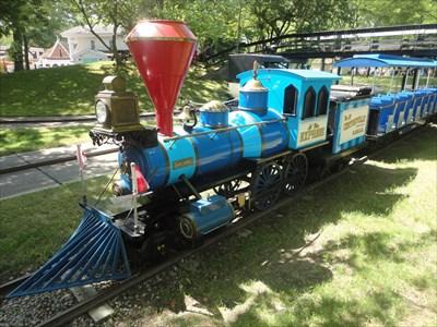Centreville Miniature Railroad - Toronto, Ontario