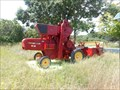 Image for Massey Harris Model 35 Combine - Prince Edward County, ON
