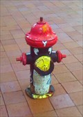 Image for Wick and University Penguin Hydrant