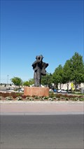 Image for Siamese Twin Bronze Giants - Tracy, CA