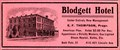 Image for Blodgett Hotel -- York, NE -- 1911