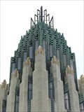 Image for Art Deco - Boston Avenue United Methodist Church - Tulsa, Oklahoma, USA.