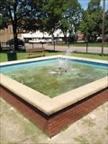 Image for Berryville Square West Fountain - Berryville AR