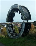 Image for Stargate - Satellite Oddity -  Maesycwmmer, Wales.