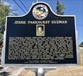Image for Jessie Parkhurst Guzman - Tuskegee, AL