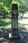 Image for Ellen D. Harrison - Black Jack Cemetery - Henderson County, TX