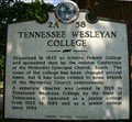Image for TENNESSEE WESLEYAN COLLEGE ~ 2A 58