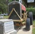 Image for Prison Doodlebug Tractor, Folsom, California