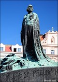 Image for Jan Hus Memorial / Pomník Jana Husa - Old Town Square (Prague)