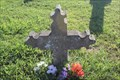 Image for S. G. Jimenez -- Vattman Cemetery, Vattman TX