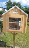 Image for Little Free Library #49895 - Fay-Penn Business Center - Uniontown, PA 15401