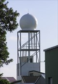 Image for Weather Radar at New Plymouth Airport.  New Zealand.
