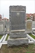 Image for Rev. Solomon H. Nurbin -- Chevra-Thilim Cemetery, New Orleans LA