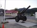 Image for Silver Valley Veterans Memorial 155mm Howitzer - Kellogg, ID