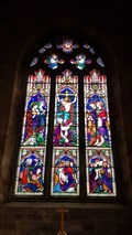 Image for Stained Glass Windows - St Andrew - Glaston, Rutland