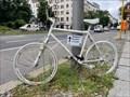 Image for Ghostbike Radfahrer 64 Jahre - Savignyplatz, Berlin, Germany