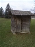 Image for Outhouse at the Wolcott Museum - Maumee,Ohio