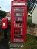 Image for Shipham Red Telephone Box / Book Exchange