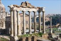 Image for Temple of Saturn - Rome, Italy and Planet Saturn