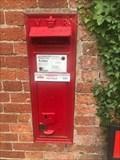 Image for Victorian Wall Post Box - Mill Street - Dereham - Norfolk - UK