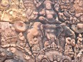 Image for Frieze Art at Bateay Srei - Angkor, Cambodia