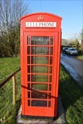 Image for Red Telephone Box - Chesterton Green