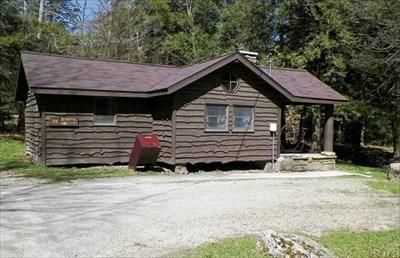 cabin 28 kooser state park family cabin district