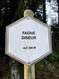 Image for Fagne Diseur - Malchamps - Spa , Belgique. 555m