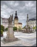 Image for St. Florian on Masaryk Square / Sv. Florian na Masarykove námestí (Ostrava - North Moravia)