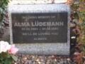 Image for 100 - Alma Lüdemann - Pampoolah, NSW, Australia
