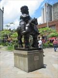 Image for Hombre a caballo - Medellin, Colombia