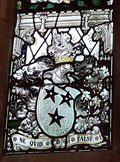 Image for Wollaston coat of arms - St John the Evangelist - Shenton, Leicestershire