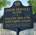 Image for Joseph Priestley House - Northumberland PA