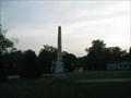 Image for Confederate Dead Memorial - Crawfordville, GA