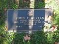 Image for John P. McVean - - Buffalo, NY