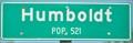 Image for Humboldt, South Dakota ~ Population 521