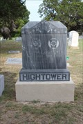 Image for William C. Hightower - Newberry Cemetery - Weatherford, TX