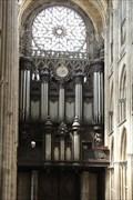 Image for Le Grand Orgue de la Cathédrale Notre-Dame - Rouen, France