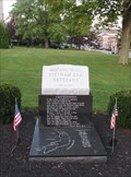 Image for Vietnam War Memorial, Town Hall Lawn, Middleboro,MA,USA