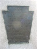 Image for Fort Le Boeuf PLAQUE