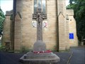 Image for WW2 War Memorial St Pauls Winlaton Tyne & Wear