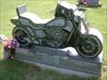 Image for Danny L. Hile, Sr. - Motorcyclist  -  Lake Milton, OH