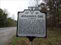 Image for Assassin's End - Port Royal, Virginia