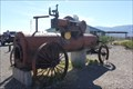 Image for Wayne Cartledge's Cotton-Farming Machinery -- Castolon Visitor Center, Big Bend NP TX