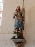 Image for Jeanne d arc eglise de Lussant, Nouvelle Aquitaine, France