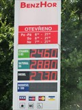 Image for E85 Fuel Pump BenzHor - Nezamyslice, Czech Republic