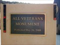 Image for All Veterans Monument - Big Spring, TX
