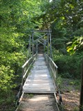Image for East Texas Arboretum Suspension Footbridge - Athens, TX